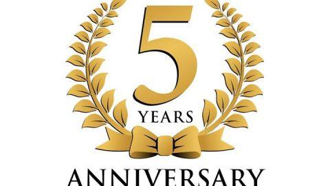 Công ty TNHH MTV TM Nihonwasou sẽ kỉ niệm 5 năm thành lập