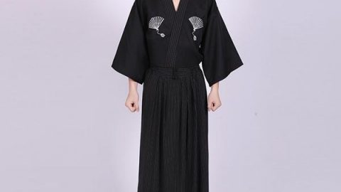 Nét độc đáo của trang phục truyền thống kimono nam giới Nhật Bản