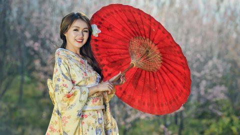 Tìm hiểu trang phục kimono truyền thống của người Nhật Bản
