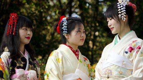 Tìm hiểu về kimono – Nét văn hoá Nhật Bản