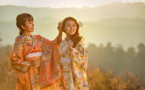 Tìm hiểu cách mặc trang phục kimono truyền thống