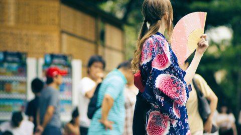 Sự khác biệt giữa cách mặc kimono và yukata mà bạn chưa biết