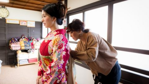 Tìm thợ may kimono đi đến đất nước Nhật Bản làm việc