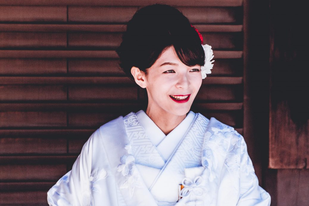 cấu tạo và kĩ thuật may kimono nhật bản