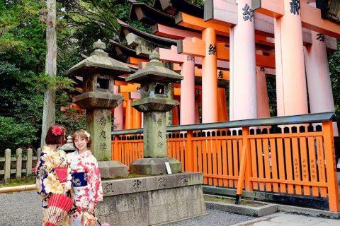 Sống và làm việc tại cố đô Kyoto- quê hương của kimono Nhật- tại sao không?