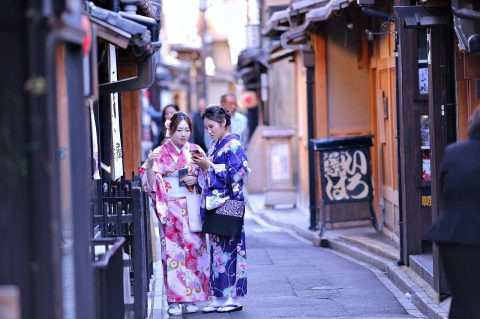 Nhận may kimono tự do tại nhà cùng công ty Nihonwasou