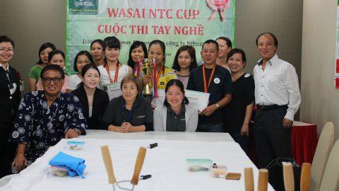 KỶ NIỆM CUỘC THI WASAI NTC CUP LẦN 1