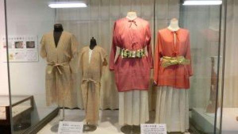 Lịch sử Kimono phần 1 – từ trước công nguyên đến năm 792