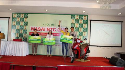 KẾT QUẢ CUỘC THI WASAI NTC CUP NĂM 2019